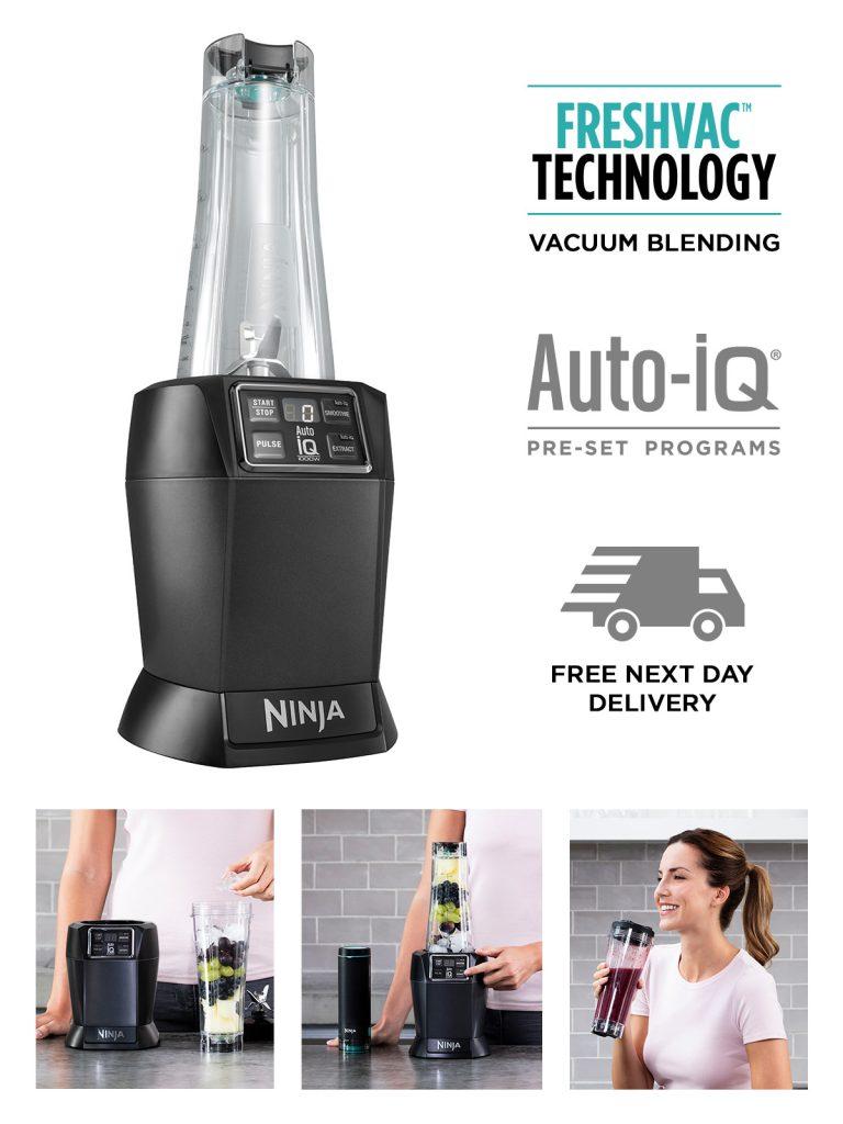 Nutri Ninja Blenders & Smoothie Makers
